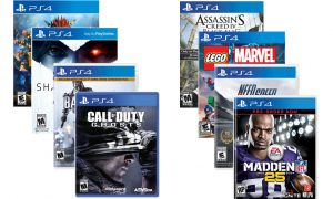 ps4 launch games