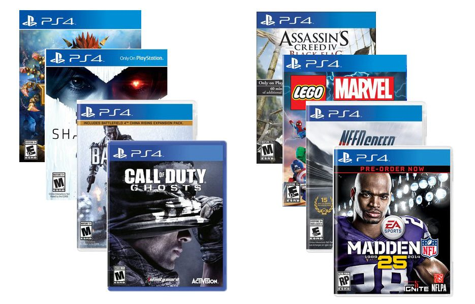 Games That Come With The Ps4 : Ps games list and key facts you need to know