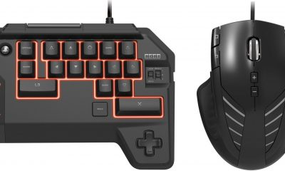 PS4 Set to Get Official Mouse and Keyboard by Hori