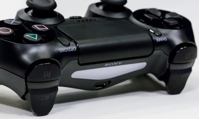 PS4 Gamer with Cerebral Palsy