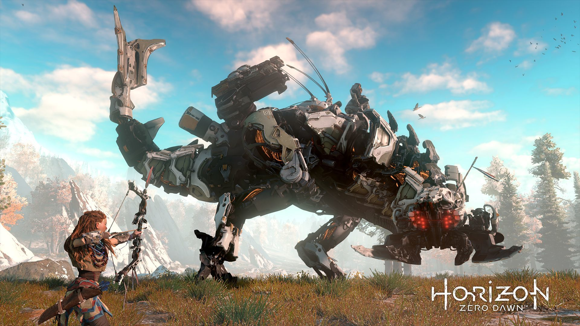Horizon Zero Dawn in 4K anyone?
