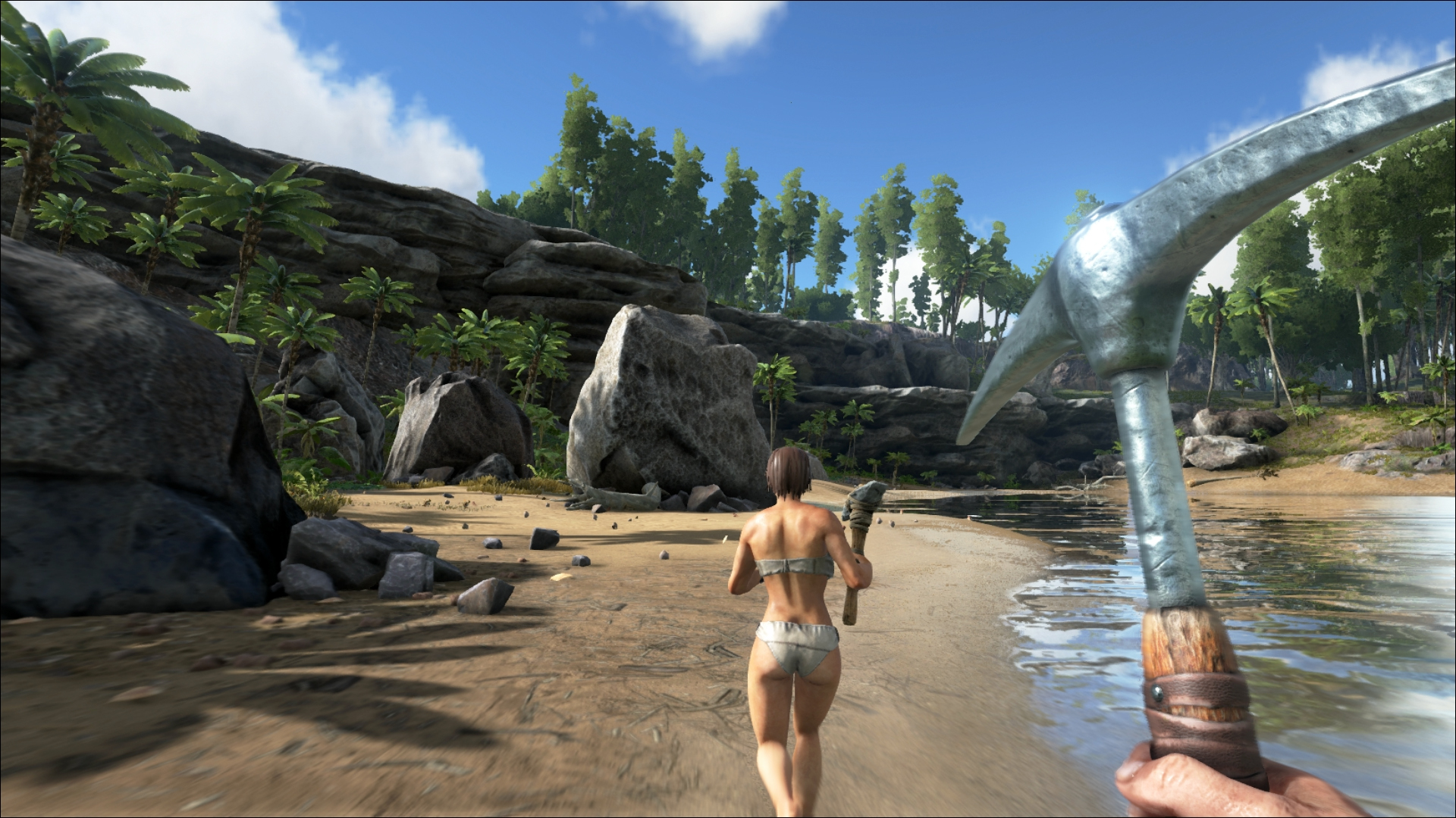 A.R.K Survival Evolved project morpheus