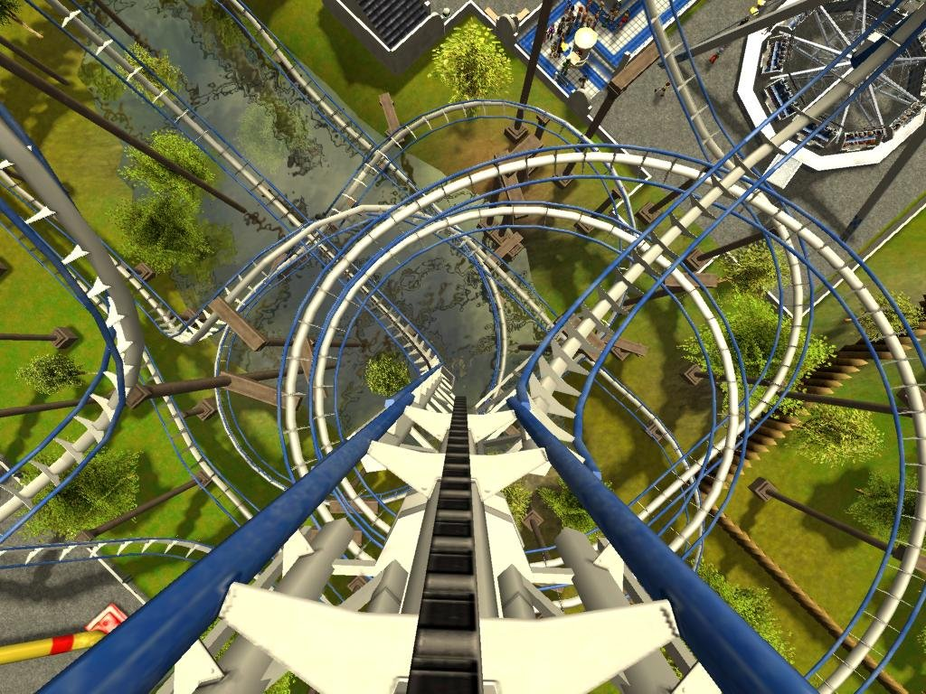 Rollercoasters PlayStation VR