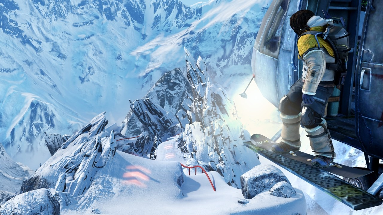 SSX VR PS