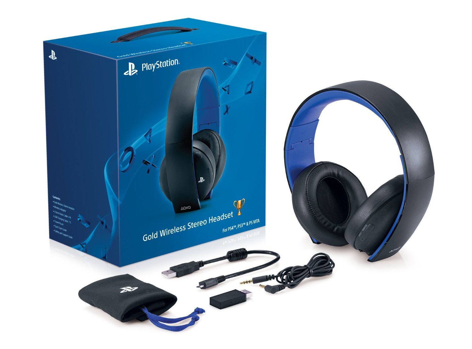 A Gaming Headset ps4