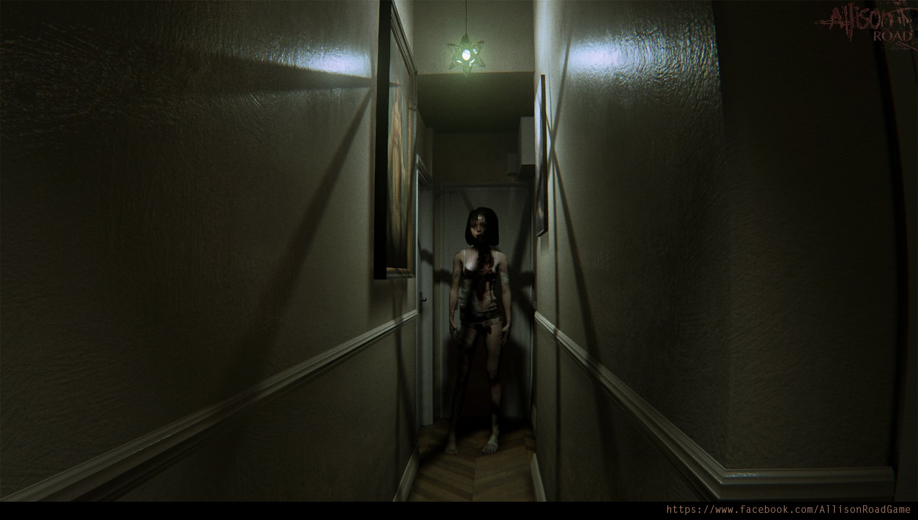 Allison Road scary